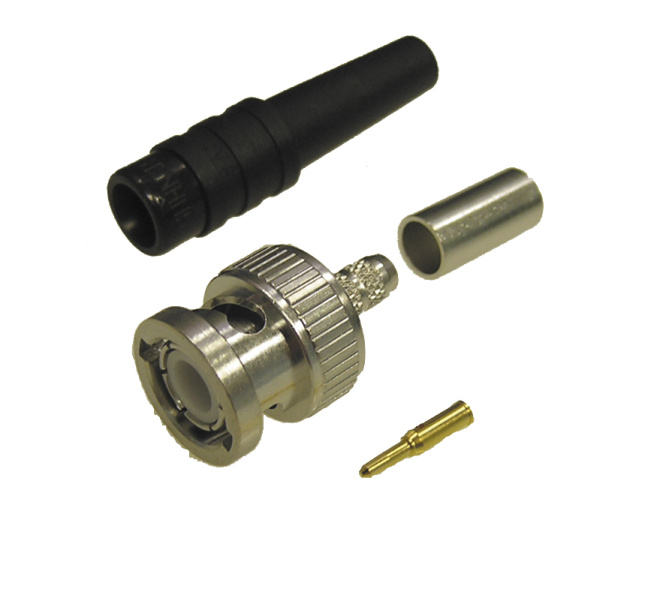 bnc connector assembly instructions